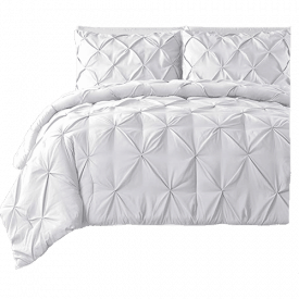 Comfy Bedding 3 piece comforter set