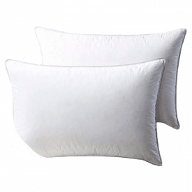WENERSI Premium Goose Down Pillows with Feather