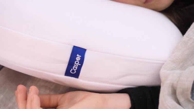 Casper Foam Pillow loft