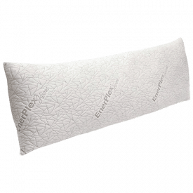 EnerPlex Never-Flat Body Pillow