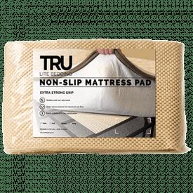 TRU Lite Bedding Extra Strong Non-Slip Mattress Grip Pad