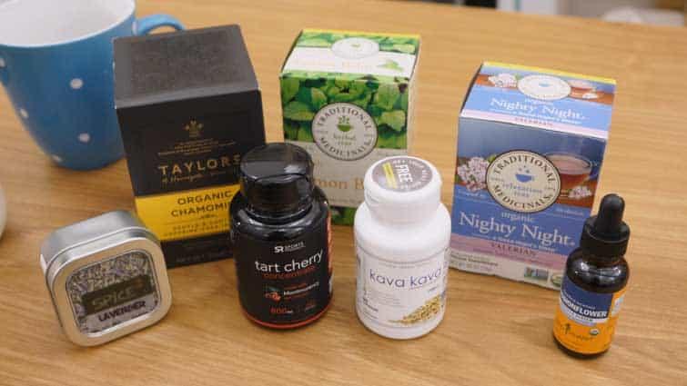Packaged best natural sleep aids