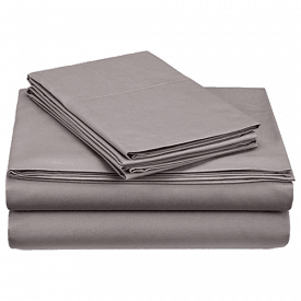 Pinzon 300 Thread Count Cotton Percale Sheet Set