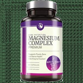 Nobi Nutrition High Absorption Magnesium Complex