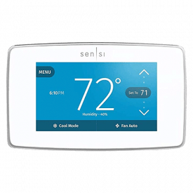 Emerson Thermostats Sensi Touch Wi-Fi Smart Thermostat