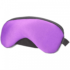 Hiverst Portable Cold and Hot USB Heated Steam Eye Mask