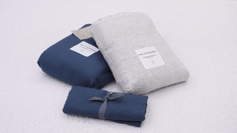 The Citizenry Linen Bedding Bundle