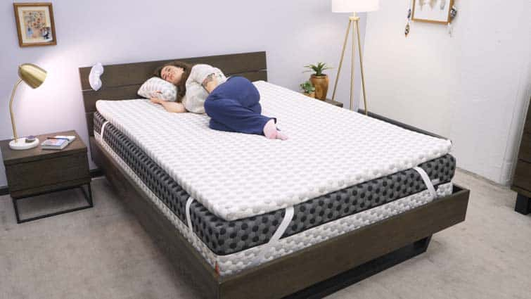 memory foam mattress topper cooling