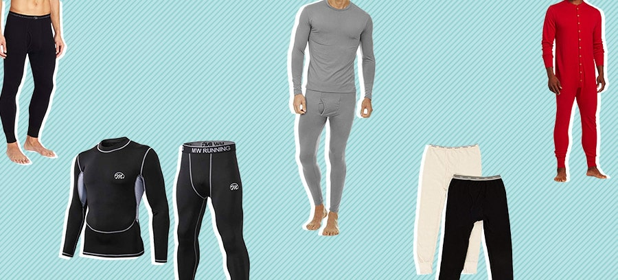 Best Men's Thermal Underwear