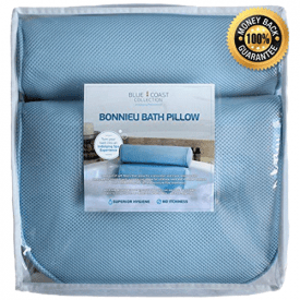 Blue Coast Collection Bath Pillow