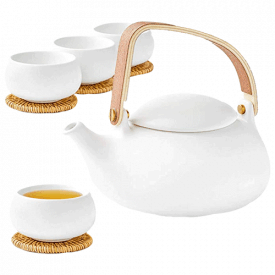 ZENS Modern Japanese Tea Set