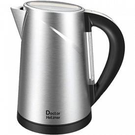 Doctor Hetzner Stainless Steel Electric Kettle