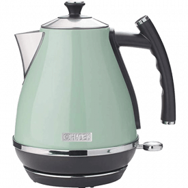 Haden COTSWOLD Stainless Steel Retro Electric Kettle