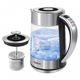 YISSVIC Electric Kettle Electric Tea Kettle