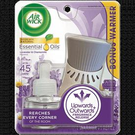 Air Wick Lavender & Chamomile Plug In Scented Oil