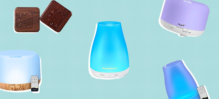 best portable diffusers