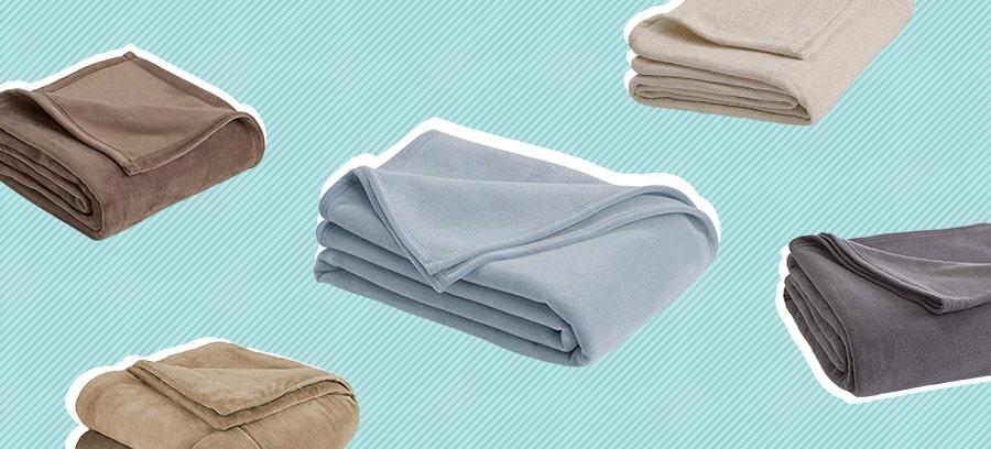 best vellux blankets
