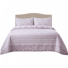 Soul & Lane Perfect Harmony Cotton Quilt Set