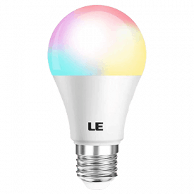 LE Color Changing Light Bulb With Remote