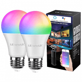 LE Smart LED Light Bulb