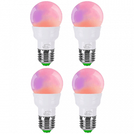 ILC RGB LED Light Bulbs