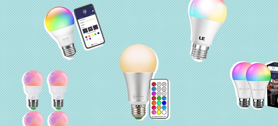 best relaxation lightbulbs