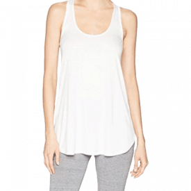 Amazon Brand Mae Women's Loungewear Racerback Tank Top