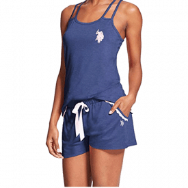 U.S. Polo Assn. Women's Pajama Sleepwear Set