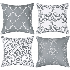 BLEUM CADE Throw Pillow Covers
