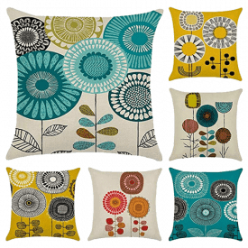 Faylapa 6-Pack Decorative Cushion Covers
