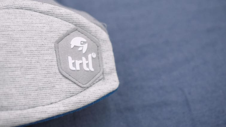 trtl travel pillow plus review