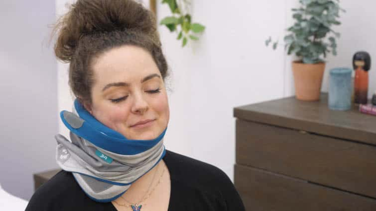trtl travel pillow plus neck support
