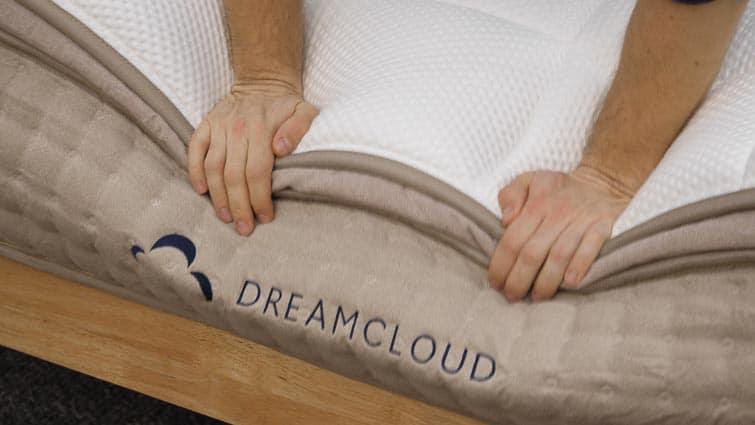 DreamCloud Mattress Press