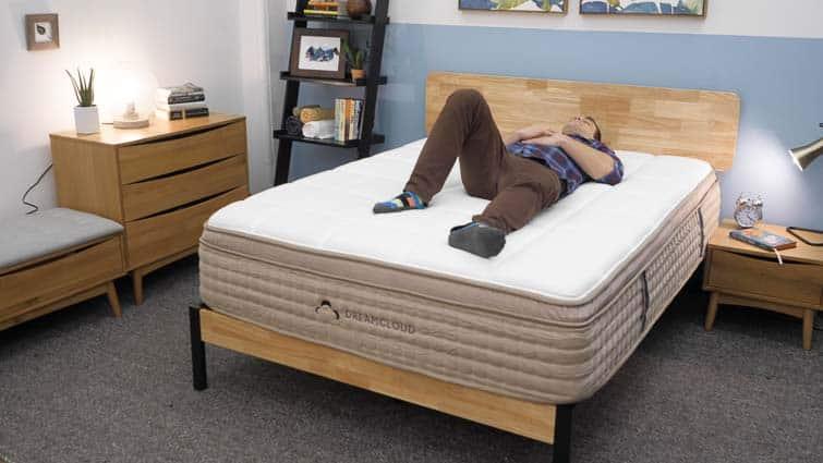 DreamCloud Mattress Relax