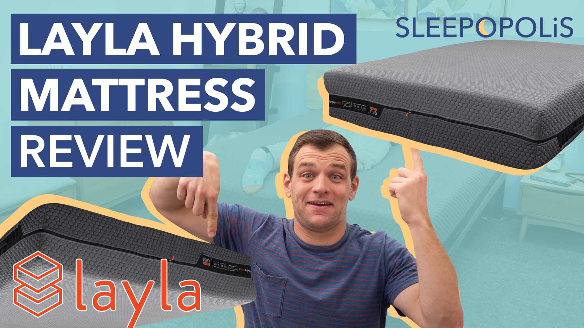 Layla Hybrid Mattress Review 2020 Best Worst Qualities
