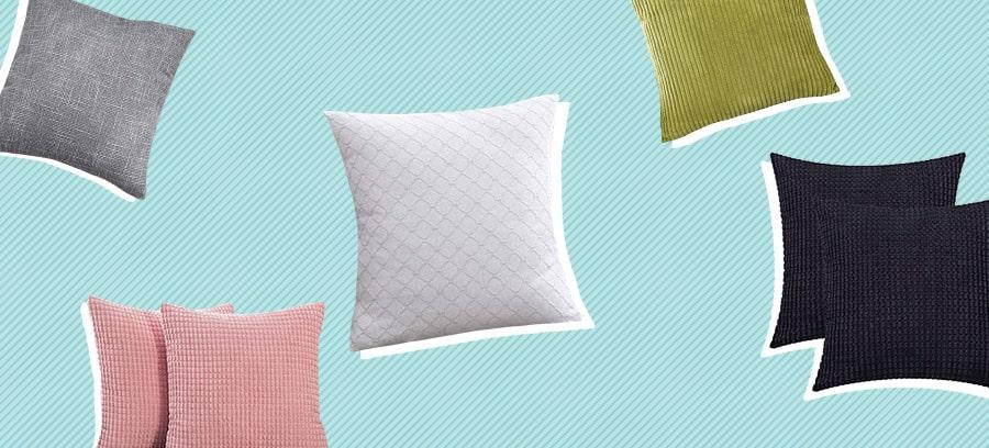 best oversized pillows