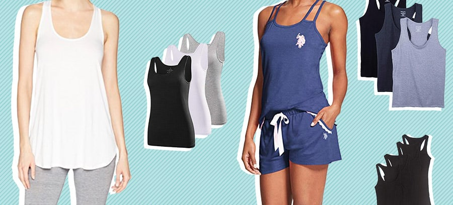 best tank tops for sleep