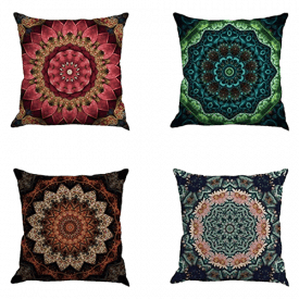 Ussuperstar Boho Pillow Covers
