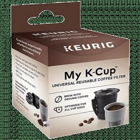 Keurig My K-Cup Universal Reusable K-Cup Pod Coffee Filter