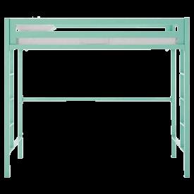 Walker Edison Furniture Company Metal Twin Loft Bunk