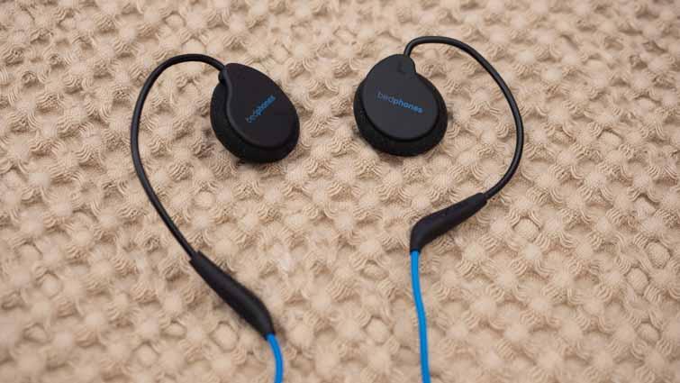 memory wire bedphones