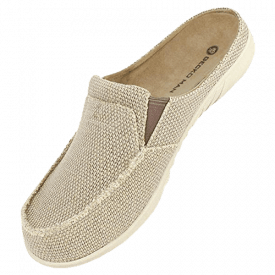Gecko Man Canvas House Slipper