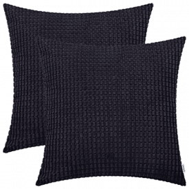 CaliTime Comfy Throw Pillow Covers
