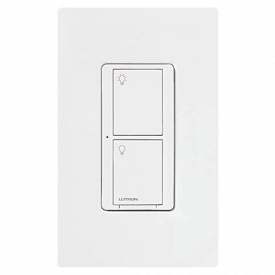 Lutron Caseta Smart Home Switch with Wallplate