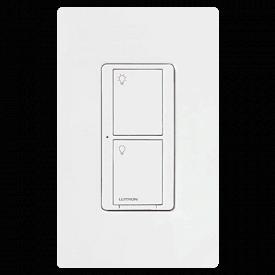 Lutron Caseta Smart Home Switch with Wallplate