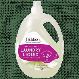 Biokleen Free & Clear Laundry Detergent