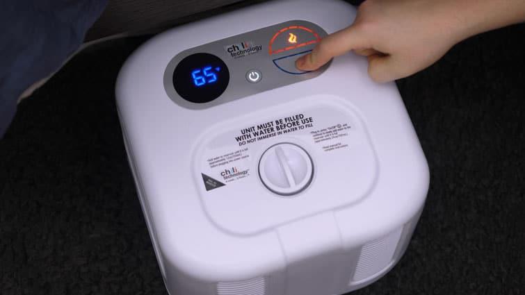 ChiliPad Cooling