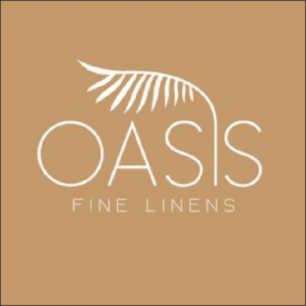 Oasis Fine Linens Stonewashed Linen Sheet Set