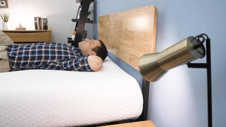 Tuft and Needle Back Sleeping