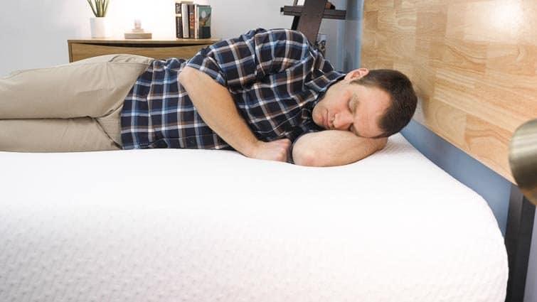 Tuft and Needle Side Sleeping